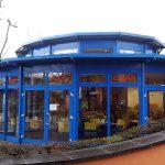 Kirchencafe in Oberhausen (Centro) Foto: ADFC Dinslaken-Voerde