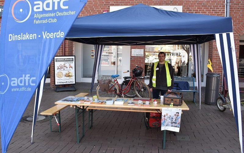 3. Fahrradfrühling in Dinslaken Foto: Tanja Müller, ADFC