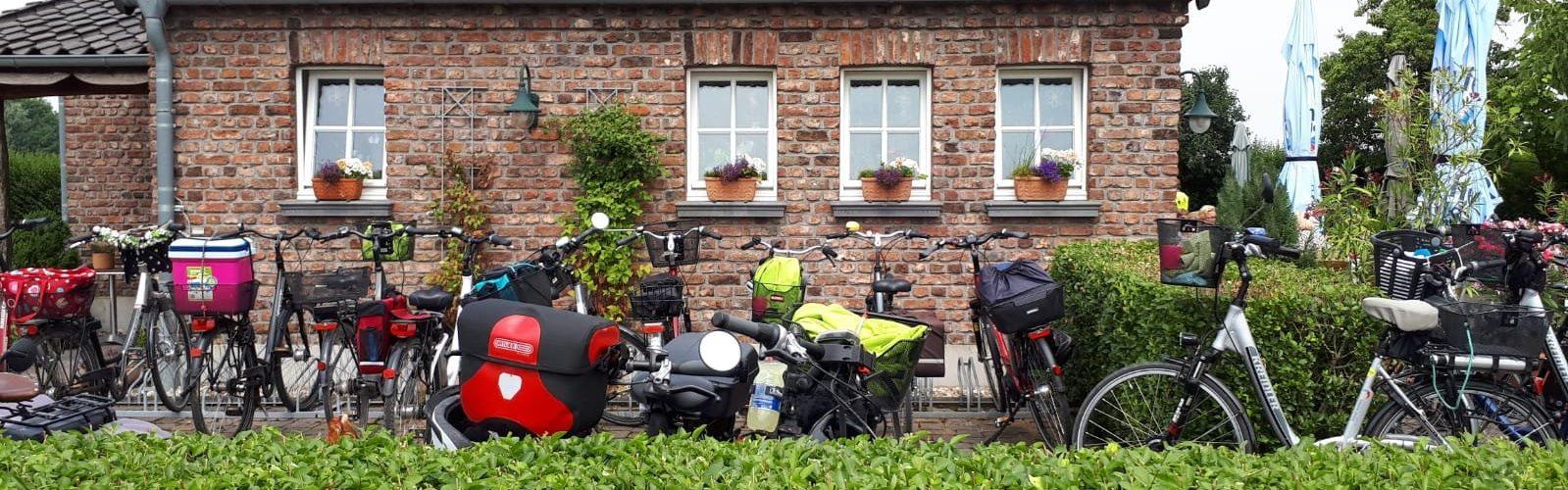Landcafe Steudle Foto: ADFC Dinslaken-Voerde