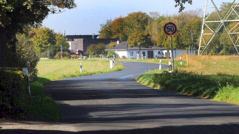 Die Grünen setzen sich dafür ein, dass an der Boltraystraße ein sicherer Radweg geschaffen wird. Foto: Heiko Kempken